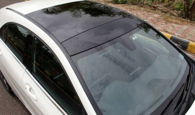 Mercedes AClass Edition1 - Sunroof